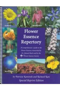 Flower Essence Repertory