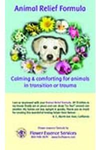 Animal Relief Formula™ Flyer