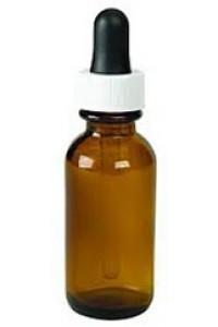 Dropper bottle 1 oz. - one