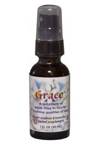 Grace 1 oz. Dosage spray bottle
