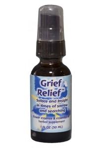 Grief Relief 1 oz. Dosage spray bottle