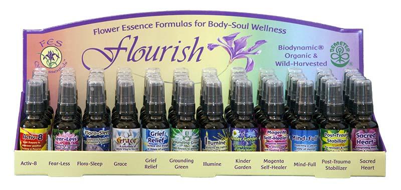 Flourish Display